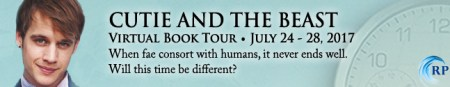 Cutie and the Beast Tour Banner