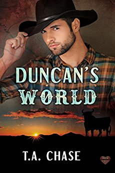Review: Duncan's World by T.A. Chase