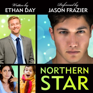 Interview and Giveaway: Northern Star Audiobook by Ethan Day and Jason Frazier