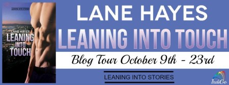 Leaning into Touch Tour Banner