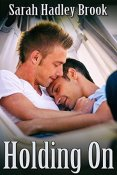 Review: Holding On by Sarah Hadley Brook