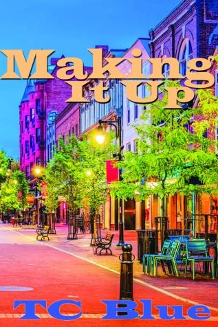 Guest Post: Coastal Magic & Making It Up! by TC Blue