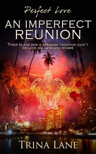 Guest Post and Giveaway: An Imperfect Reunion by Trina Lane