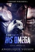 Review: Rightfully His Omega by Angelique Voisen