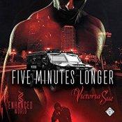 five minutes longer audio