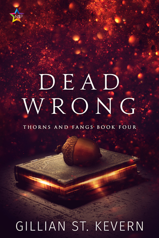 Review: Dead Wrong by Gillian St. Kevern