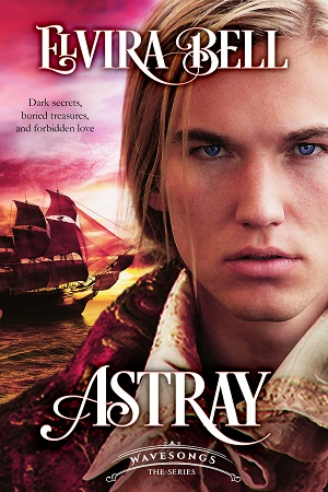 Guest Post and Giveaway: Astray by Elvira Bell