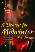Review: A Demon for Midwinter by K.L. Noone