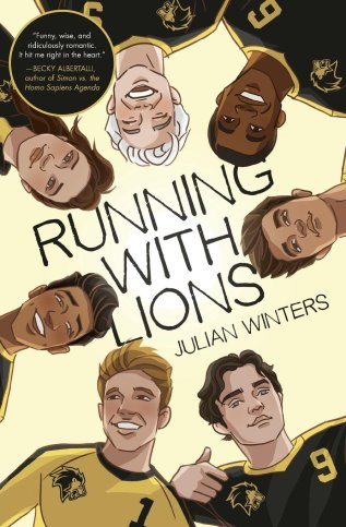 Review: Running with Lions by Julian Winters
