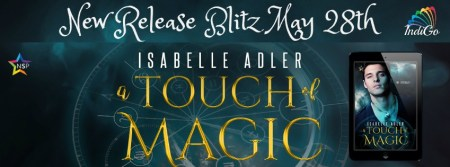 Touch of Magic Tour Banner