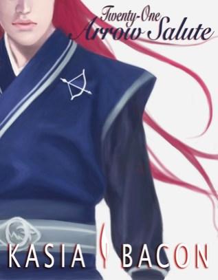 Review: Twenty-One Arrow Salute by Kasia Bacon