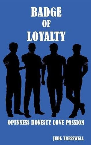 Review: Badge of Loyalty by Jude Treswell