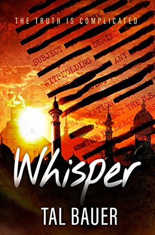 Review: Whisper by Tal Bauer