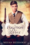 Guest Post and Giveaway: A Position In Paris by Megan Reddaway