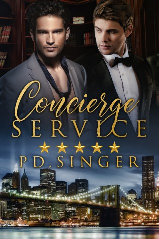 Excerpt and Giveaway: Concierge Service by P.D. Singer