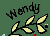 Wendy sig