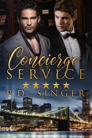 Review: Concierge Service by P.D. Singer