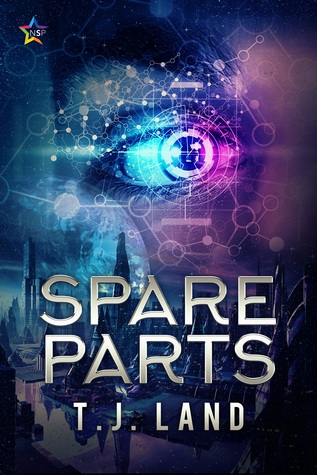 Review: Spare Parts by T.J. Land