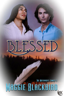 Review: Blessed by Maggie Blackbird