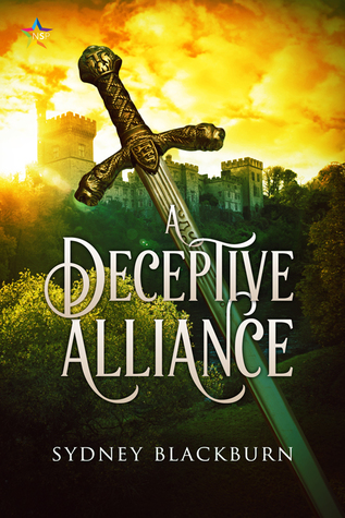 Review: A Deceptive Alliance by Sydney Blackburn