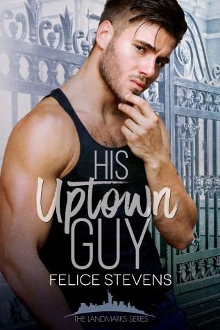 Excerpt: His Uptown Guy by Felice Stevens