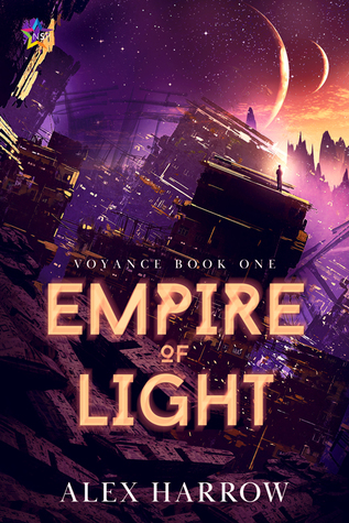 Review: Empire of Light by Alex Harrow