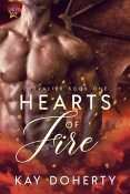 Review: Hearts of Fire by Kay Doherty