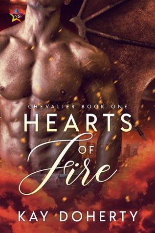 Guest Post and Giveaway: Hearts of Fire by Kay Doherty