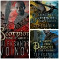 Guest Post and Giveaway: Memory of Scorpions Series by Aleksandr Voinov