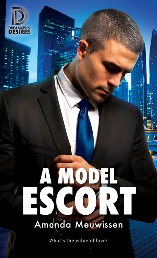 Review: A Model Escort by Amanda Meuwissen