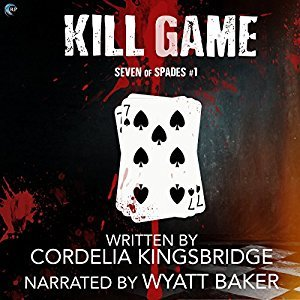 Audiobook Review: Kill Game by Cordelia Kingsbridge