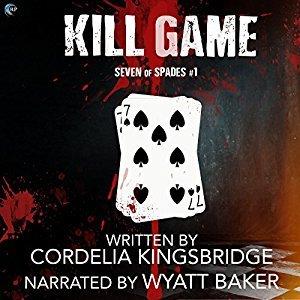 Audiobook Review: Kill Game by Cordelia Kingsbridge