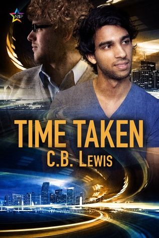Review: Time Taken by C.B. Lewis