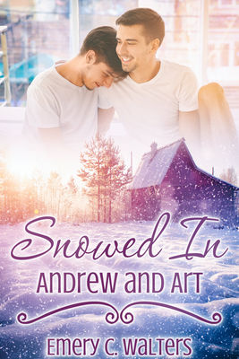 Review: Snowed In: Andrew and Art by Emery C. Walters