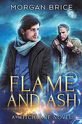 Review: Flame and Ash by Morgan Brice