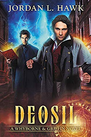 Interview: Deosil by Jordan L. Hawk