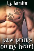 Review: Paw Prints on my Heart by L.J. Hamlin