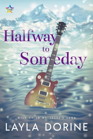 Guest Post and Giveaway: Halfway to Someday by Layla Dorine