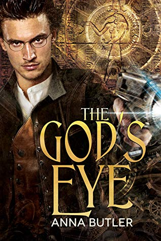 Review: The God's Eye by Anna Butler