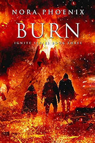 Review: Burn by Nora Phoenix