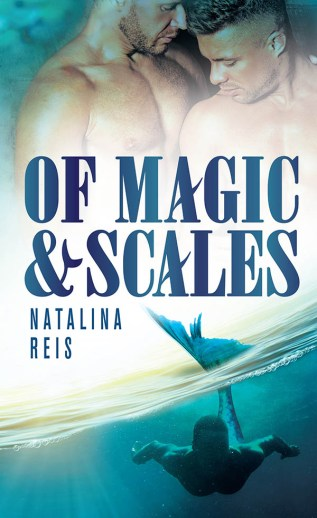 Guest Post and Giveaway: Of Magic and Scales by Natalina Reis