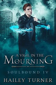 Vigil in the mourning cover