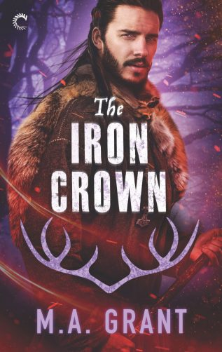Excerpt: The Iron Crown by M.A. Grant