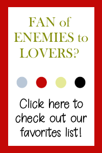 fan of enemies to lovers stories? click here