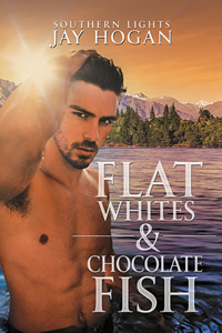 Review: Flat Whites and Chocolate Fish by Jay Hogan