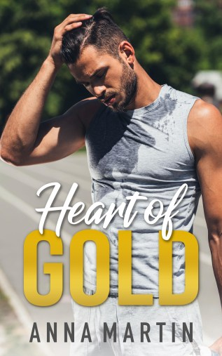 Guest Post and Giveaway: Heart of Gold by Anna Martin