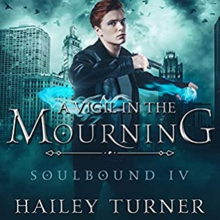 Audiobook Review: A Vigil in the Mourning by Hailey Turner