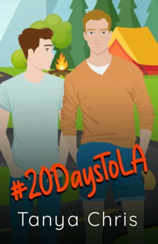 Review: #20DaysToLA by Tanya Chris