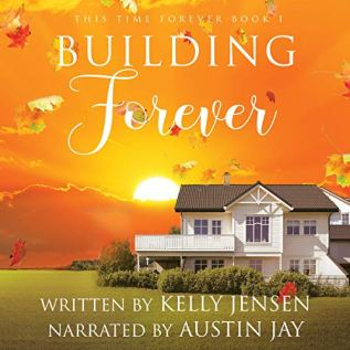 Audiobook Review: Building Forever by Kelly Jensen