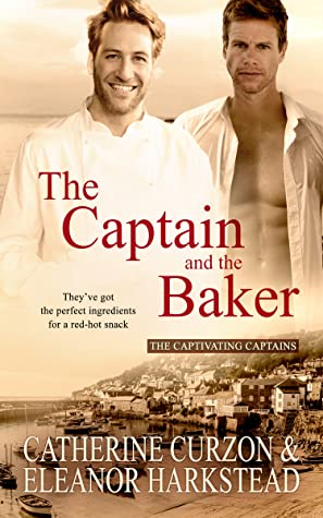 Review: The Captain and the Baker by Catherine Curzon and Eleanor Harkstead